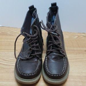 """Children's Tommy Hilfiger boots """"Luke2"""" size 4"""